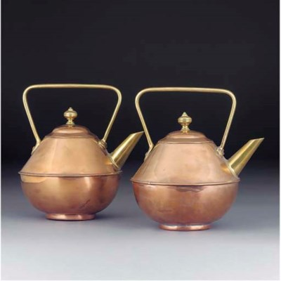 A Benham and Froud Copper and