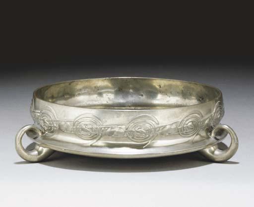 A Tudric Pewter Bowl