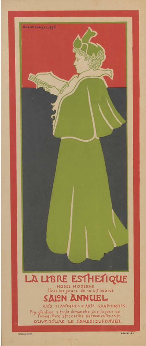 COMBAZ, GISBERT (1869-1941)
