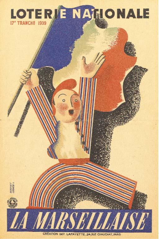 DEROUET, EDGAR (1910-1999) & L