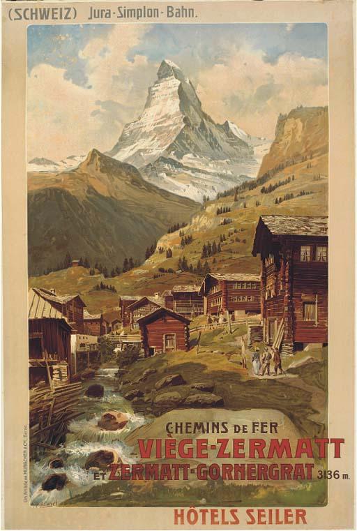 RECKZEIGEL, ANTON (1865-1936)