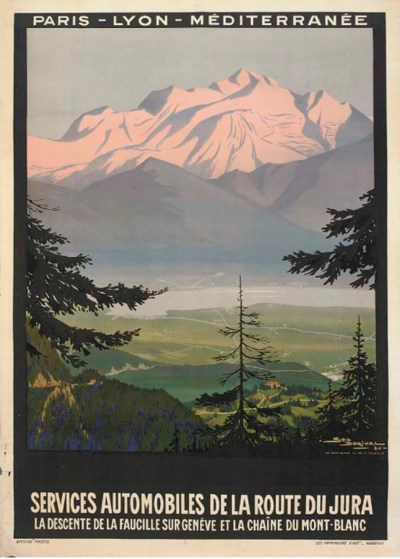 DORIVAL, GEORGES (1879-1968)