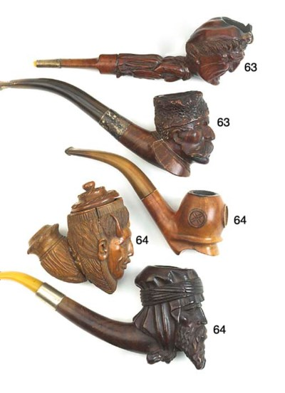 A treen pipe
