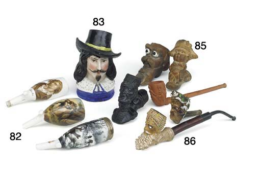 A collection of French enamell