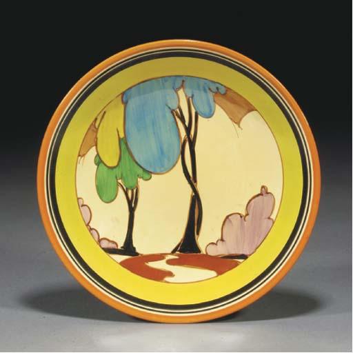 Two Autumn Plates
