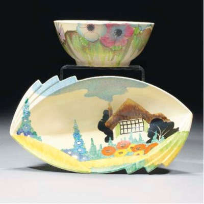 A Trallee Bowl Shape 475