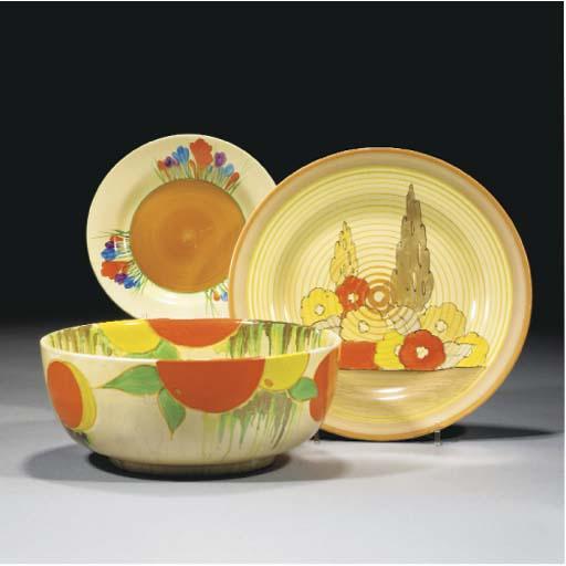 A Delecia Citrus Holborn Bowl