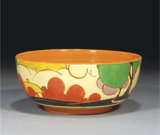 An Autumn Holborn Bowl