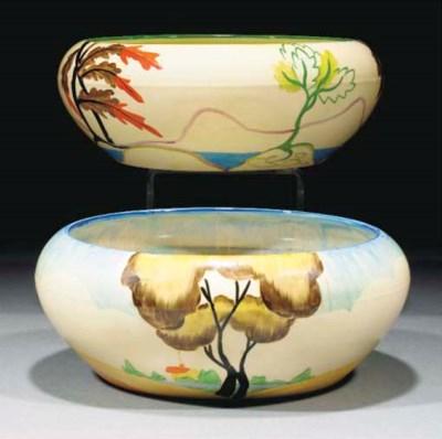 A Ferndale Bowl Shape 55