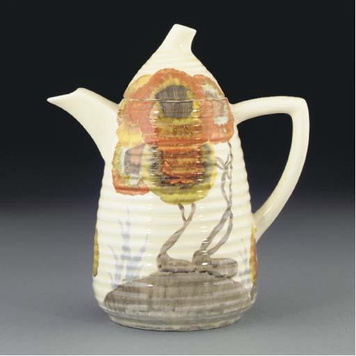 A Rhodanthe Lynton Coffee Pot