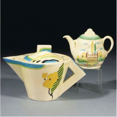 A Lodore Conical Teapot and Co