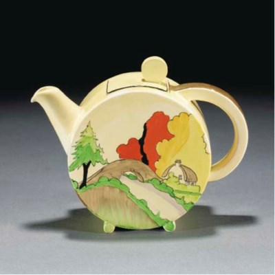 A Lorna Bonjour Teapot and Cov
