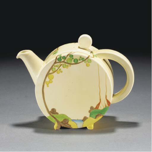 A Secrets Bonjour Teapot and C