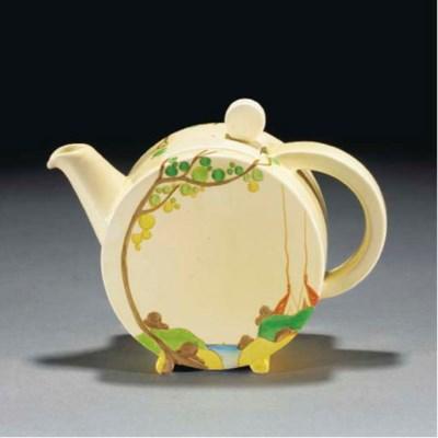 A Secrets Bonjour Teapot and C
