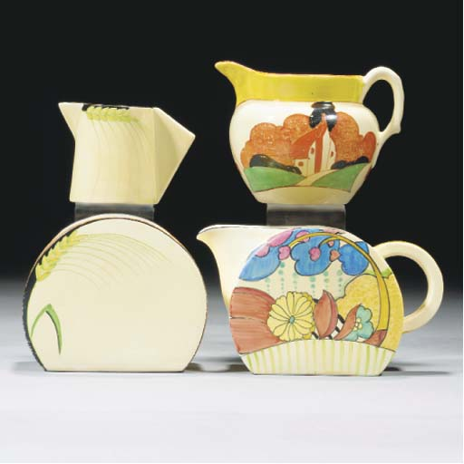 A Farmhouse Perth Jug