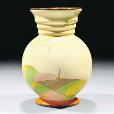 A Spire Vase Shape 891