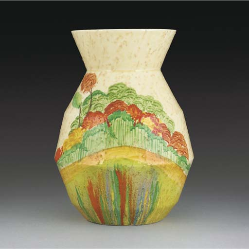 A Patina Country Vase Shape 36