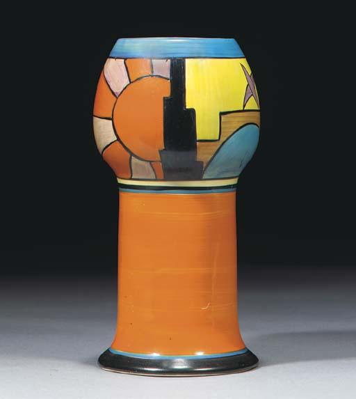 A Sunray Vase Shape 269
