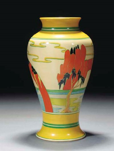 A Solitude Mei Ping Vase