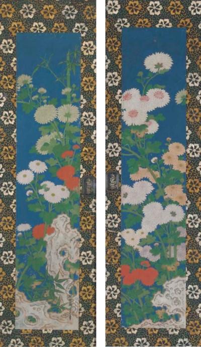 Kano Tan'en Morizane (1805-53)