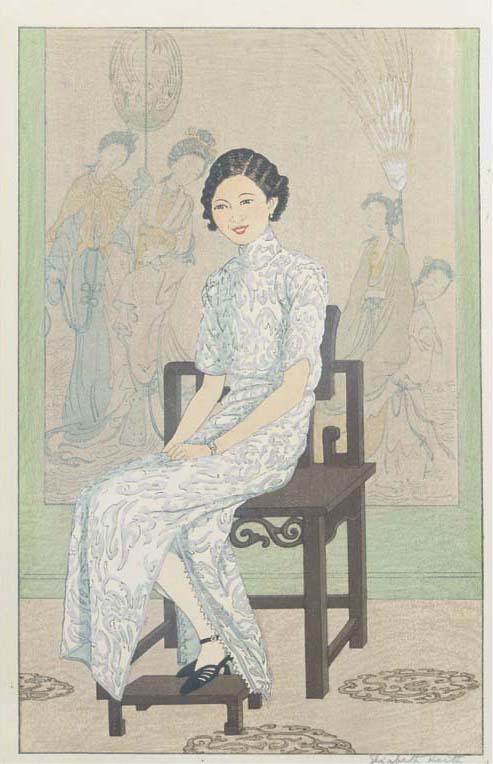 Elizabeth Keith (1887-1956), a