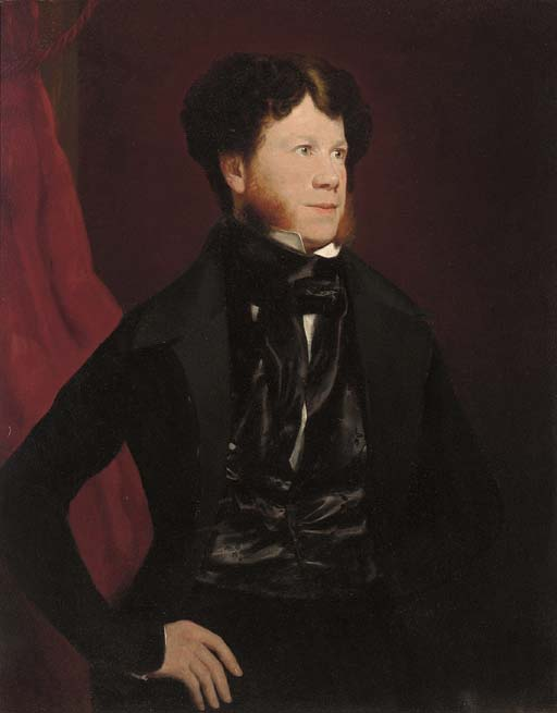 George Francis Mulvany (1809-1