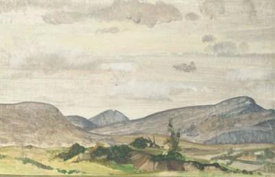 Derek Hill, H.R.H.A. (1916-200