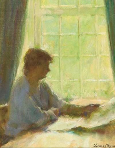 Thomas Ryan, P.R.H.A. (b.1929)