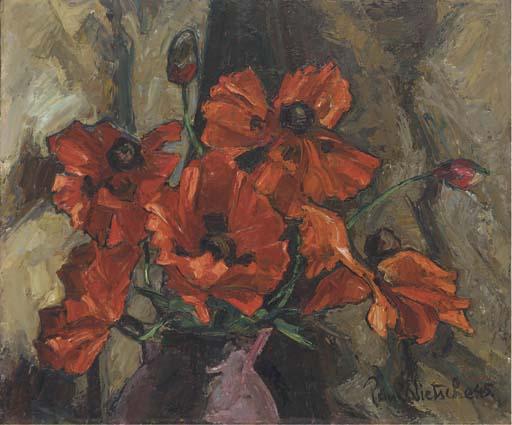 Paul Nietsche, R.U.A. (1885-19