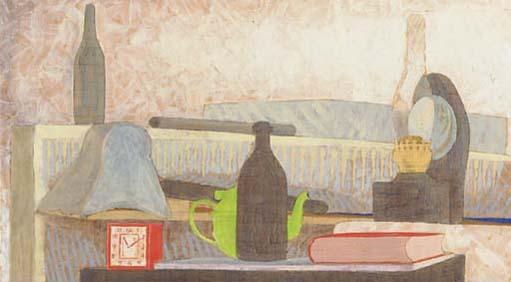 Patrick Pye, R.H.A. (b.1929)