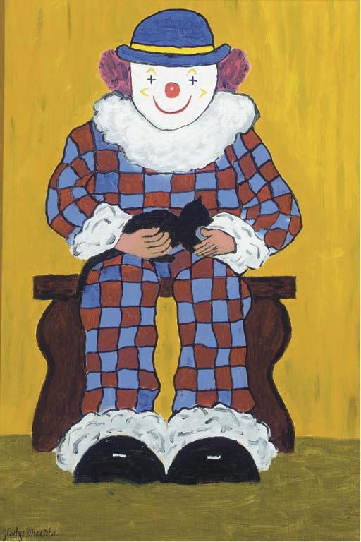 Gladys Maccabe, F.R.S.A., H.R.