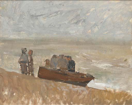 Rodrigo Moynihan, R.A. (1910-1