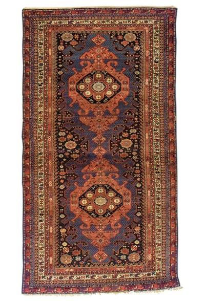 A large Konaghend rug
