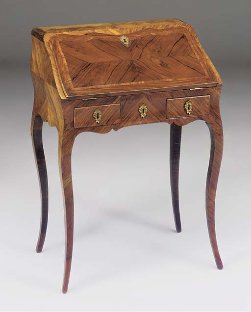 A LOUIS XV KINGWOOD CROSSBANDE