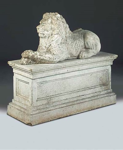 A reconstituted stone model of