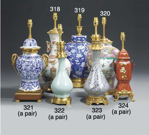 A Chinese famille rose glazed