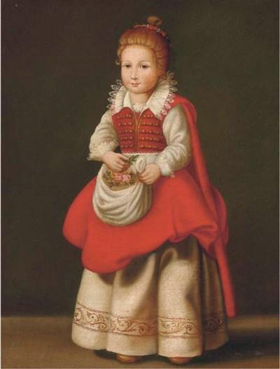 Manner of Cornelius de Vos, 20