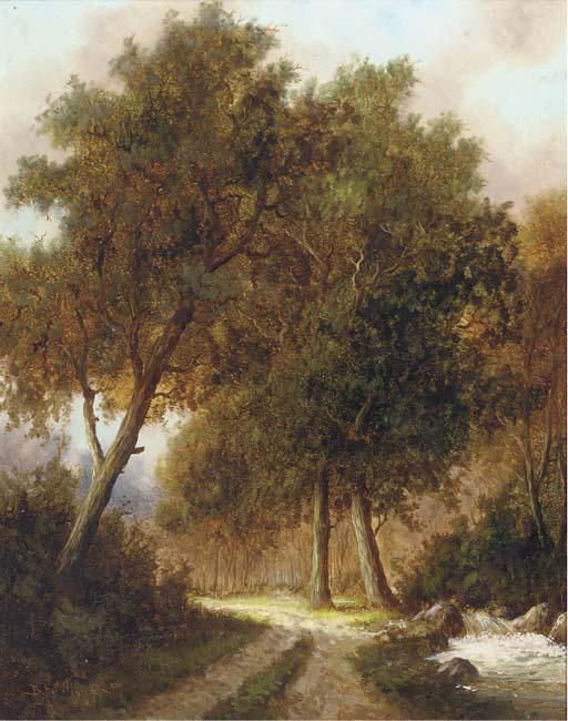 B.H.I. Mulder, 19th Century