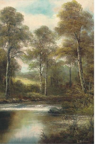 H. Williams, (British, late 19