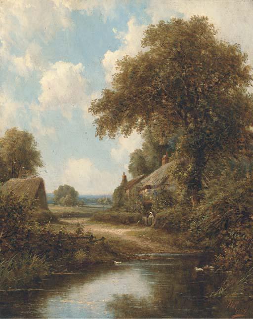 Henry Maidment, (British, 19th/20th Century)
