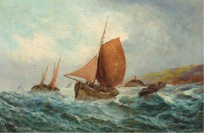 George Knight, 19th Century