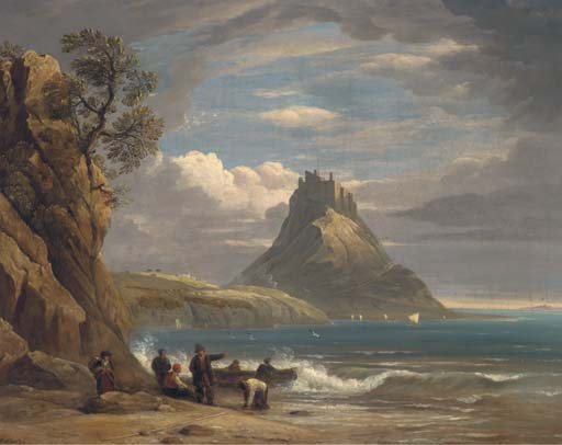 Attributed to John Varley, Snr. (British, 1778-1842)