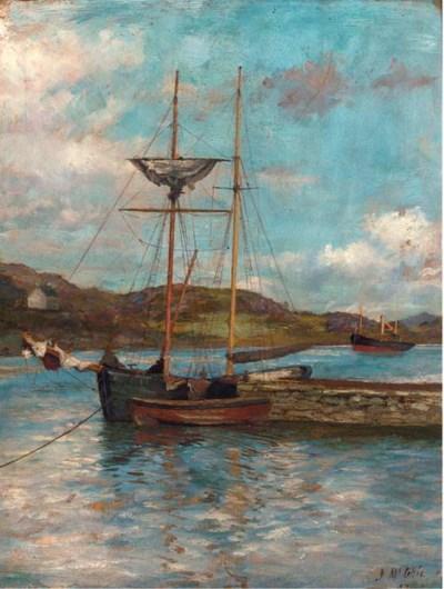 John McGhie (British, 1867-194