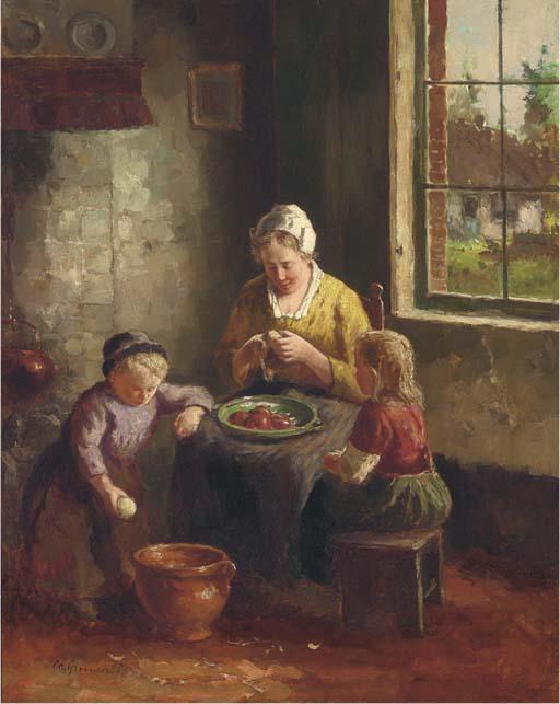 Cornelius Groeneveld (Dutch, 1