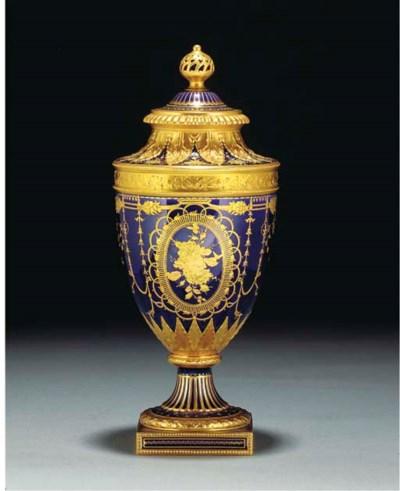 A Royal Crown Derby shouldered