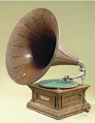A Senior Monarch Gramophone