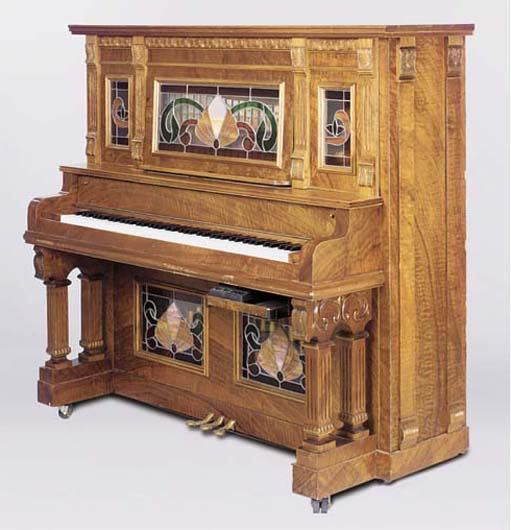 An automatic piano-orcehstrion