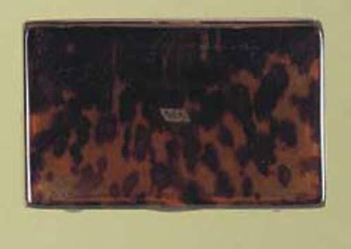 A musical snuff box by Alibert