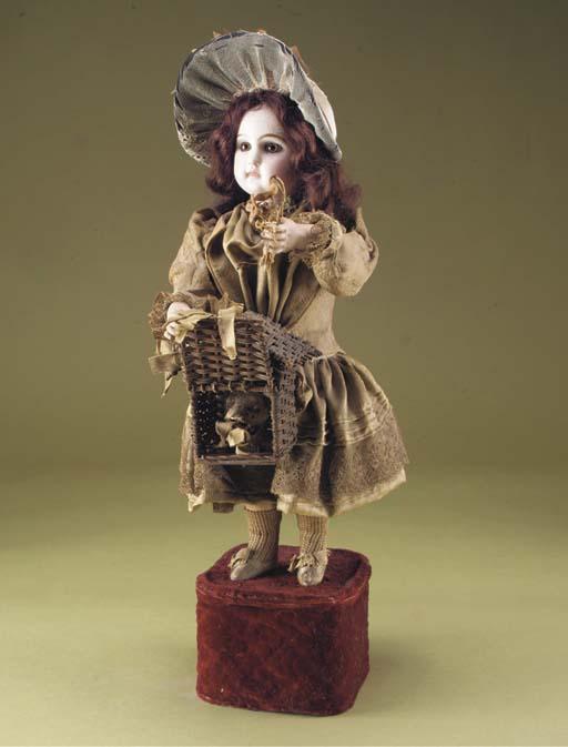A bébé Niche automaton by Lamb