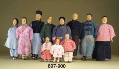 Door of Hope dolls